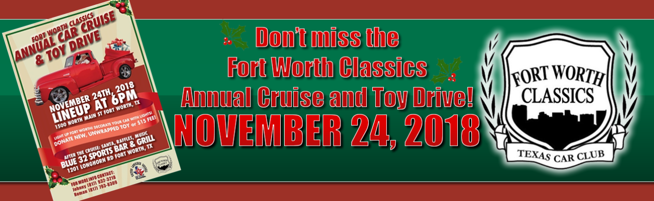 Fort Worth Classics Banner