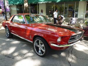 Mustang Coupe