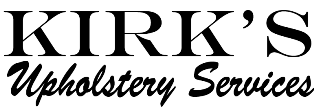 Kirk's Upholstery Service